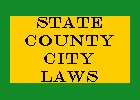 State, County, and City Laws that involve metal detecting.